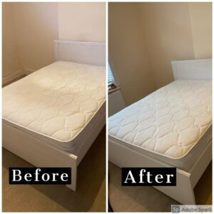Professional mattress cleaning services - Barnstaple, Exeter, North Devon